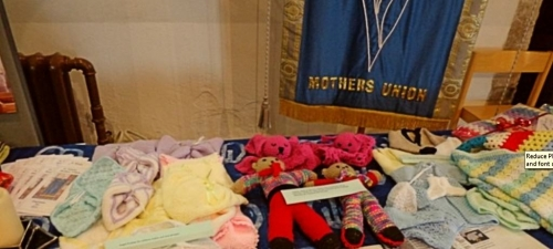 Mothers Union Display