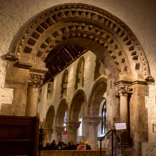 Norman Arch