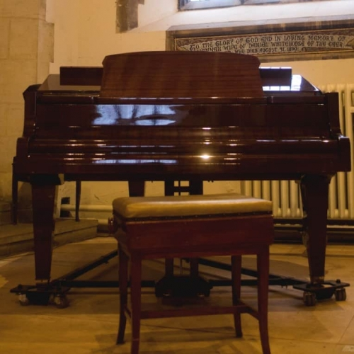 The Cathedral Piano