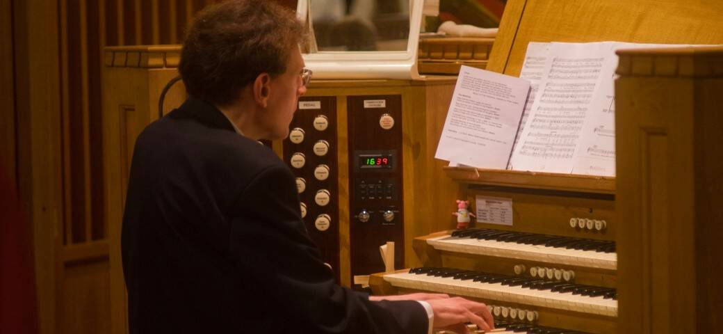 Newport Cathedral Organist